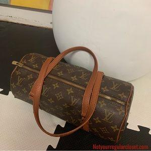 Authentic Louis Vuitton monogram papillon 30 Bag